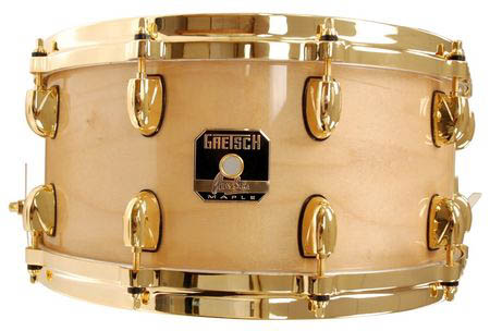 chris brien signiture snare by gretsch