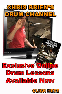 chris brien drum channel free drum videos and exclusive online drum lessons by chris brien